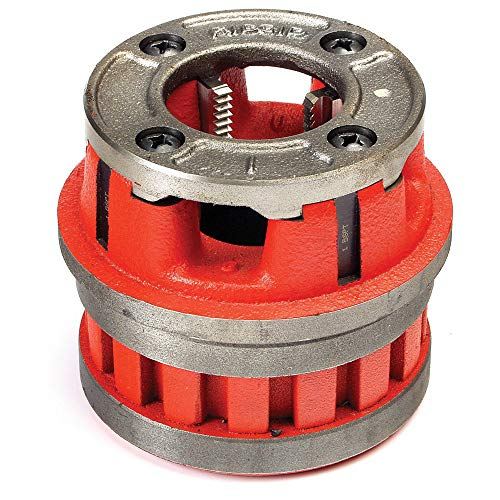 Ridgid 37505 Hand Threader Die Head for Model Number- 12R, High Speed, Right Hand, 2-Inch
