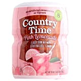 Country Time Pink Lemonade Mix 538g