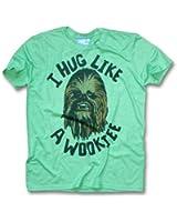 Mens I Hug Like A Wookie T-shirt