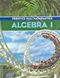 Prentice Hall Mathematics 1 : Student Edition with Study Guide and Practice Workbook/Algebra, PRENTICE HALL, 013125538X