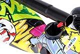 EEDAN Scooter for Kids - 3 Wheel T-bar Adjustable