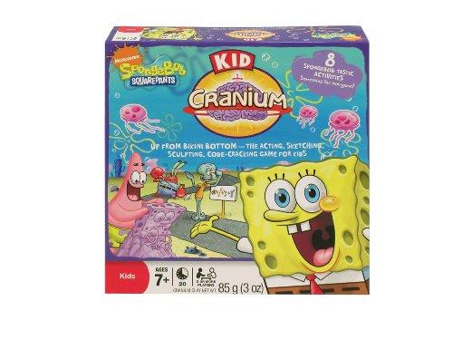 Cranium Spongebob Squarepants (Spongebob Squarepants Spongebob Board Game)