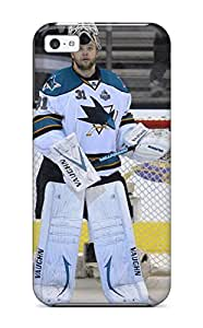 Tpu Case For Iphone 5c With San Jose Sharks Hockey Nhl (29)