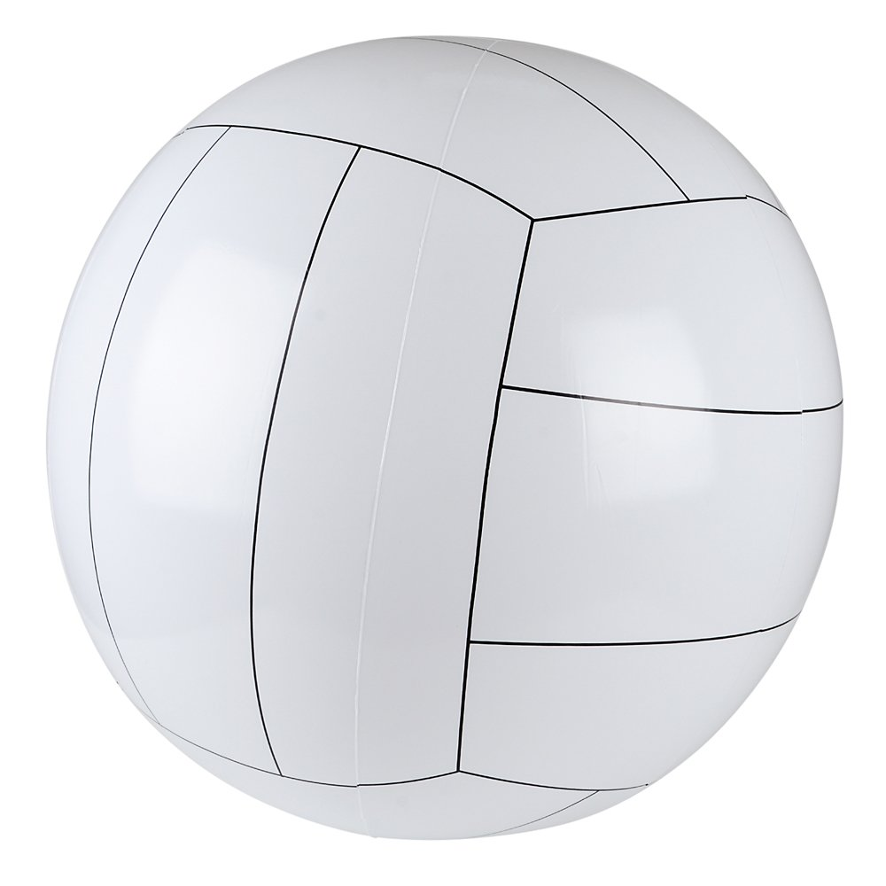 Rhode Island Novelty 45'' Jumbo Volleyball Inflate
