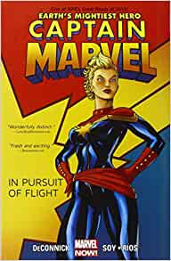 Captain Marvel Amazon