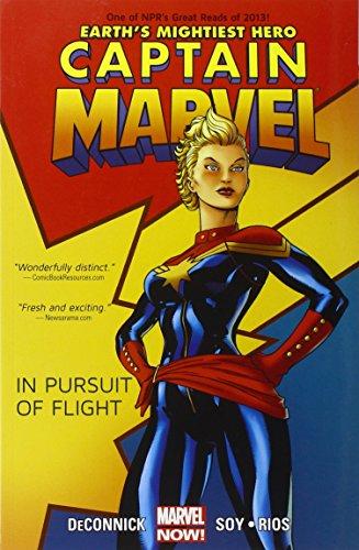Captain Marvel, Vol. 1: In Pursuit of Flight