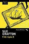 X de rayos X par Sue Grafton