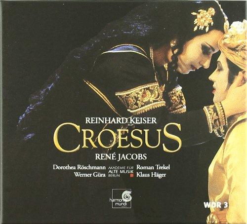 Reinhard Keiser: Croesus