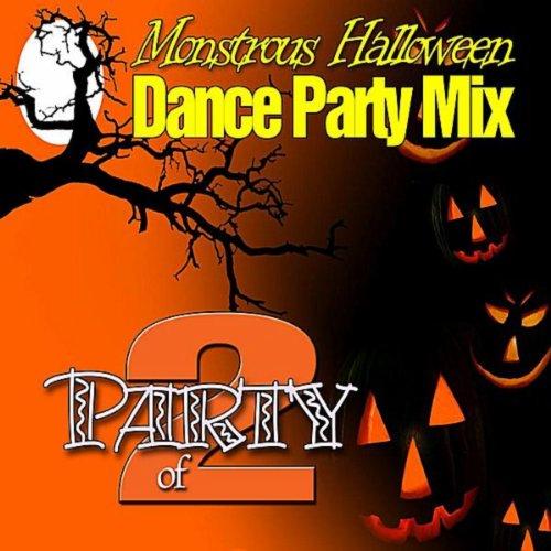 Monstrous Halloween Dance Party Mix -