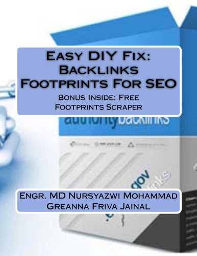 Download Easy DIY Fix: Backlinks Footprints For SEO Pdf