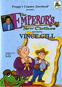 Vince Gill Reads 'The Emperor's New Clothes'