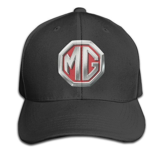 Unisex Baseball Cap with Embroidered MG Car Logo Clothing, Shoes & Accessories