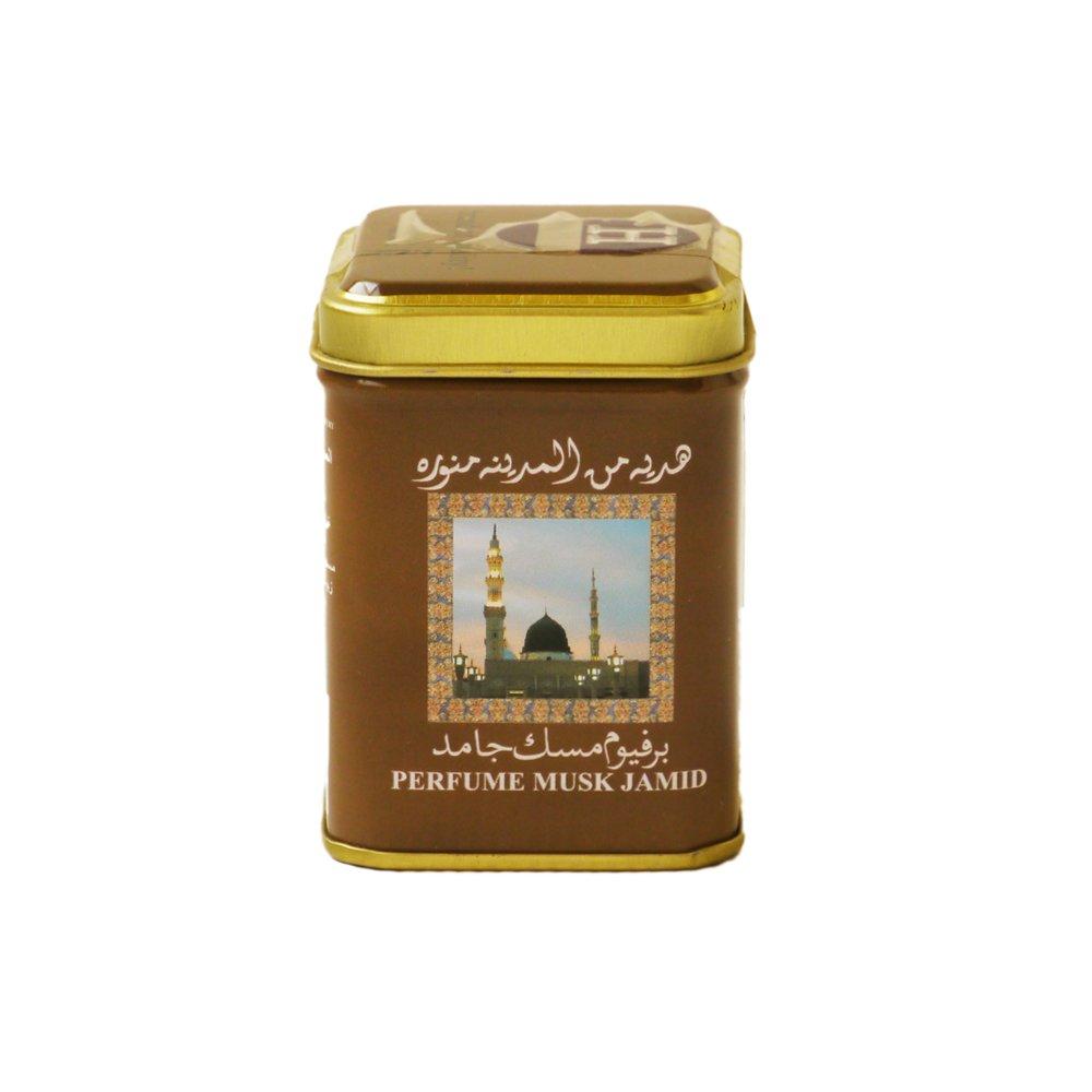 pack 2 musk perfume 25 grs / u - musk jamid musk himani