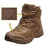 FREE SOLDIER Men's Waterproof Hiking Boots 6