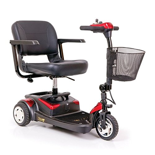 Golden Technologies Buzzaround Lite 3 Wheel Scooters Seat...