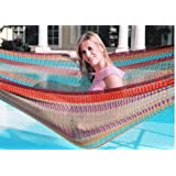 Hammocks Rada TM - Family Size MULTICOLOR - Large Hammock - Delivery in 3 Days at door with Standard Shipping