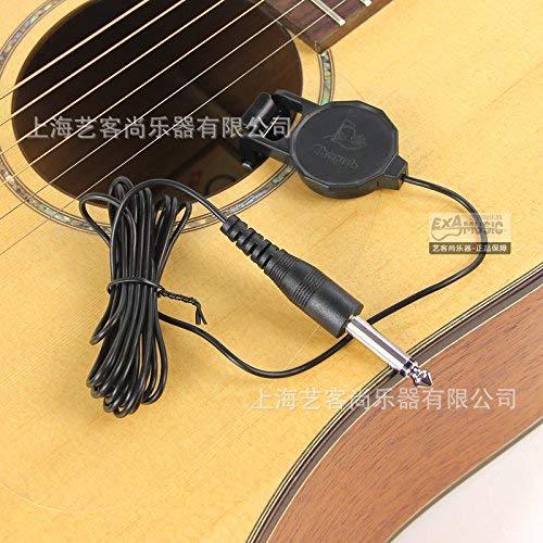 Guitarra Pickup, Pickups Guitarra para guitarras acústicas clásica y ukelele: Amazon.es: Instrumentos musicales
