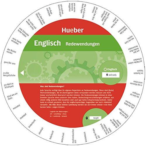 Englisch – Redewendungen: Wheel – Englisch – Redewendungen