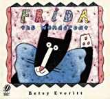Frida the Wondercat, Betsy Everitt, 0152295410