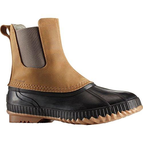 SOREL Men's Cheyanne 8 Duck Chelsea Boots in Waterproof 10 II Elk Brown RaqRr