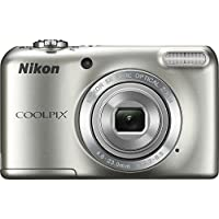 Nikon COOLPIX L27 16.1 Megapixel 5x Zoom HD Video Digital Camera Silver (Certified Refurbished) Basic Facts Review Image