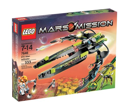 Top 9 Best LEGO Mars Mission Sets Reviews in 2109 3