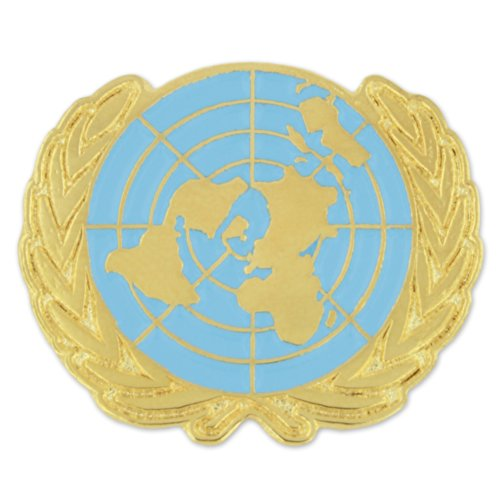 United Nations Lapel Pin - 2