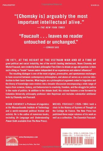 The Chomsky-Foucault Debate: On Human Nature: Noam Chomsky