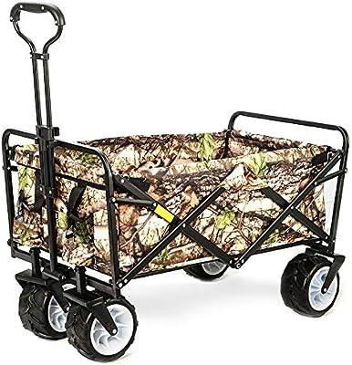 SQL Carretillas de Jardín,Altura Regulable Playa de Carro Carrito Plegable Carro Capacidad de Carga 150kg para Pescar, Acampar: Amazon.es: Hogar