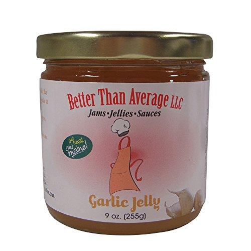 Better Than Average LLC Gourmet Garlic Jelly (Better Than Average Llc compare prices)