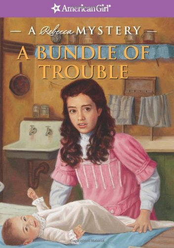 Download A Bundle of Trouble: A Rebecca Mystery (American Girl Mysteries) PDF