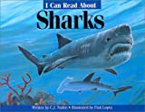 I Can Read about Sharks, Corinne J. Naden, 0816736472
