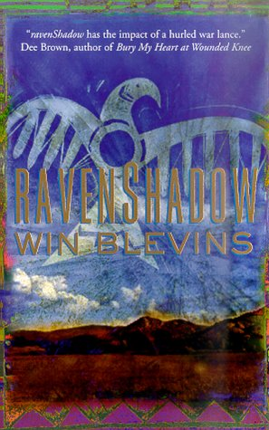 book cover of RavenShadow