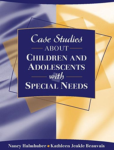 Case Studies about Children and Adolescents with Special Needs with Video Analysis Tool -- Access Card Package