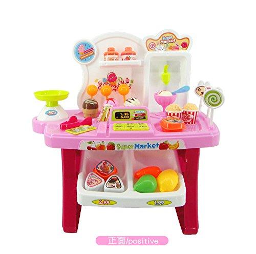 Simulation toys Makeup table Model, Dacawin(TM) 34pcs Pre...