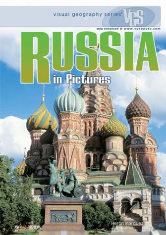 Russia in Pictures (Visual Geography Series) (Chapter 11 The Physical Geography Of Europe)