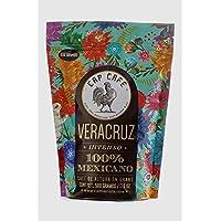 Cap Café Bolsa Grano Veracruz, Sabor Café y Chocolate Semi - Amargo, 500 Gr