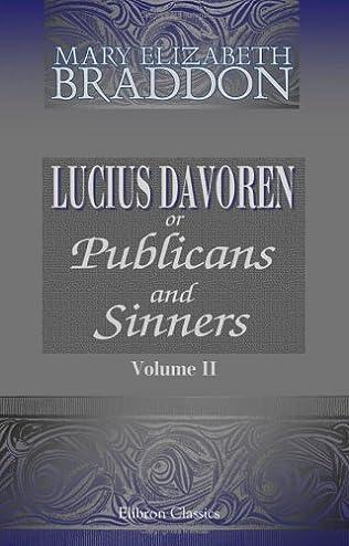 book cover of Lucius Davoren