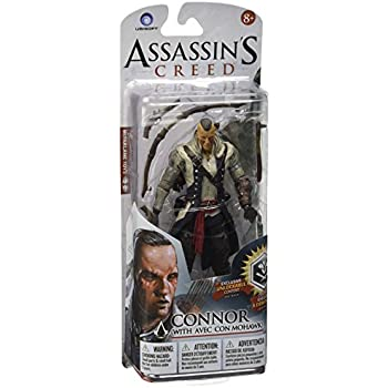 McFarlane Toys Assassins Creed Series 2 Connor Mohawk Action Figure