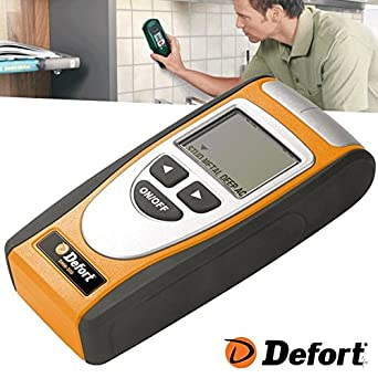 Defort Digital Multi detector de metales: Amazon.es: Grandes electrodomésticos