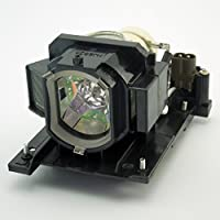 CTLAMP 456-8755J, DT01021, 78-6972-0008-3 Replacement Lamp with Housing for Dukane Imagepro 8755J;