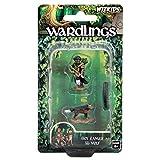 WizKids Wardlings RPG Figures: Boy Ranger & Wolf