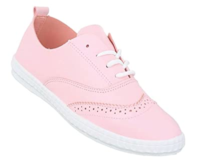 aab7606c06c3cf Schuhcity24 Damen Sneakers sportlich