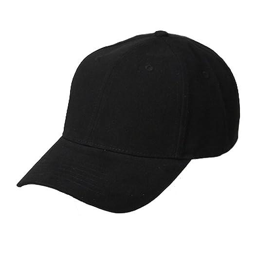 New Deluxe Cotton Cap-Black W32S49C (One Size) at Amazon Men s ... db396b038d8