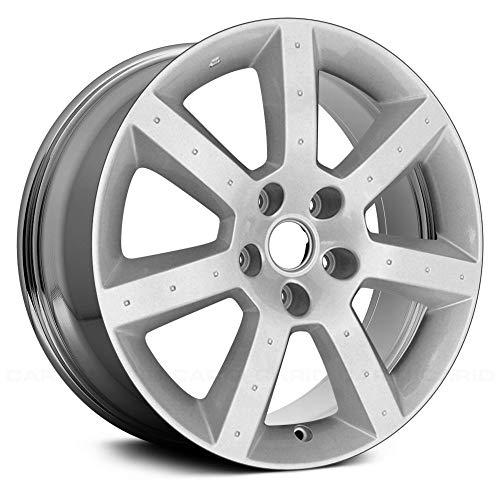Nissan 350z Chrome Rims - Replacement Nissan 350Z 2003-2005 17 inch Wheel, Rim Chrome Fits Nissan 350Z