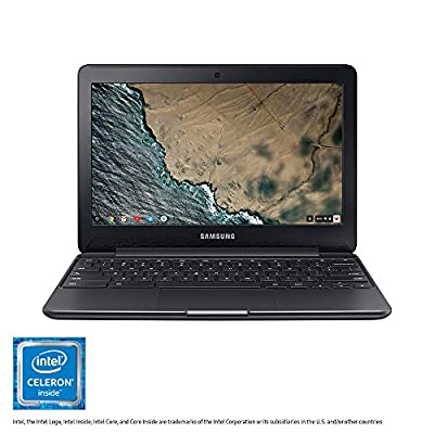 "Samsung Electronics XE500C13-S03US Chromebook 3 2GB RAM 16GB SSD Laptop, 11.6"", Black"