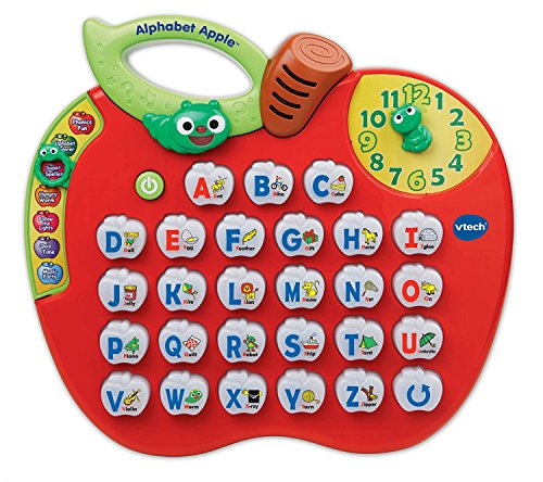 - VTech Alphabet Apple (Frustration Free Packaging)