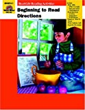 img - for Beginning to Read Directions Grades K-1 (Real-Life Reading Activities) book / textbook / text book