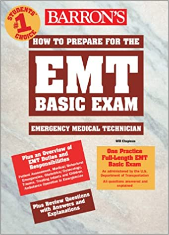 Read online How to Prepare for the EMT Basic Exam (Barron's EMT Basic Exam) PDF