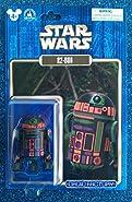Star Wars Disney 2016 Halloween R2-B00 R2-BOO Build A Droid Factory Action Figure